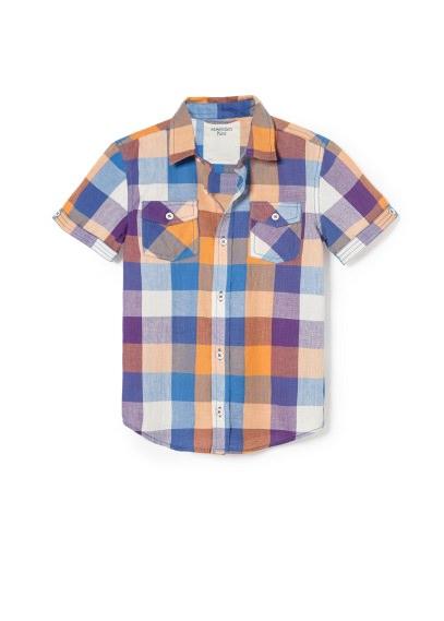 Сорочки для хлопчиків Mango